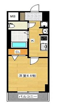 マンション(建物一部)-福岡市博多区堅粕1丁目 間取り