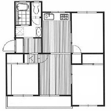 マンション(建物一部)-神戸市須磨区高倉台6丁目 収納豊富で日当たり良好な室内