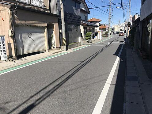 土地-岡崎市福岡町字新町 スーパー、バス停が徒歩圏内で住みやすい環境です