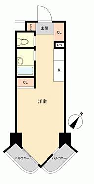 中古マンション-函館市宇賀浦町 間取り
