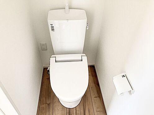 新築一戸建て-福岡市南区桧原2丁目 2階お手洗いです