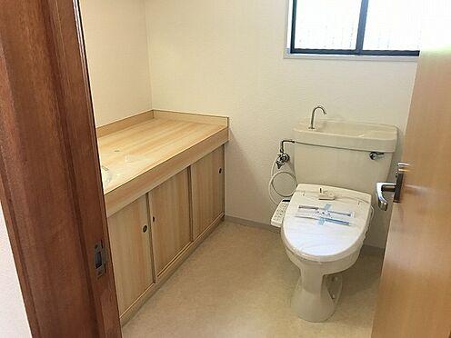 中古一戸建て-神戸市垂水区塩屋北町1丁目 トイレ