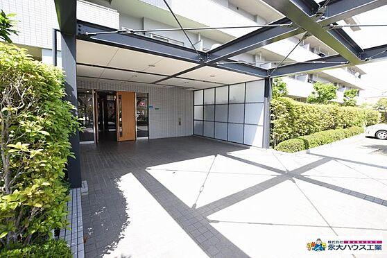 中古マンション-仙台市泉区八乙女中央3丁目 エントランス