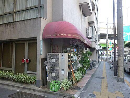 マンション(建物一部)-豊島区 建物1階に食事処あり