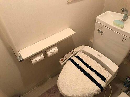 区分マンション-名古屋市中川区助光2丁目 トイレ
