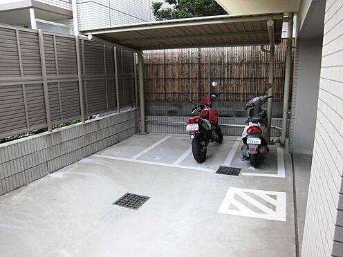 中古マンション-世田谷区大蔵1丁目 駐車場