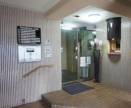 区分マンション-京都市中京区松屋町 オートロックあり