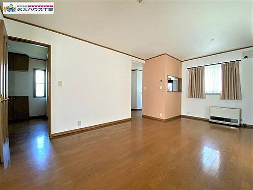 戸建賃貸-仙台市泉区黒松2丁目 居間