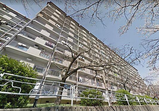マンション(建物一部)-京都市山科区西野阿芸沢町 存在感のある佇まい