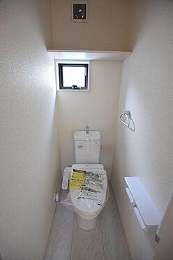 新築一戸建て-多賀城市高橋1丁目 トイレ