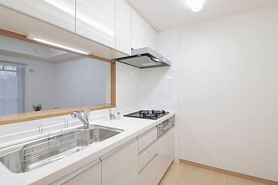 中古マンション-奈良市中登美ヶ丘4丁目 キッチン