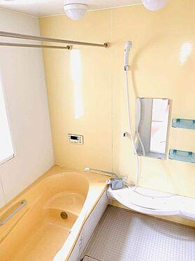 中古一戸建て-津島市百島町字居屋敷 浴室乾燥機で雨の日でも楽々お洗濯が可能!