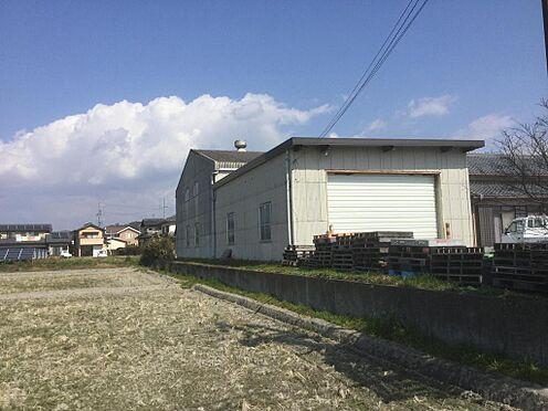 倉庫-掛川市西大渕 外観
