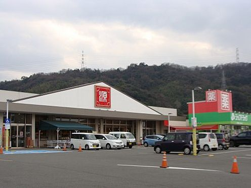 倉庫-和歌山市本渡 【スーパー】(株)松源 内原店まで2219m