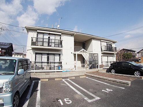 アパート-水戸市姫子1丁目 C棟外観