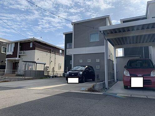 中古一戸建て-安城市桜井町稲荷西 カースペース3台可能でゆとりのある新生活はいかがですか?