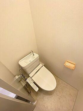 中古マンション-新座市野火止7丁目 トイレ