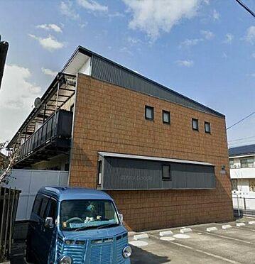 アパート-名古屋市港区六軒家 外観