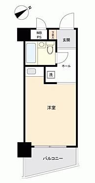 中古マンション-品川区旗の台2丁目 間取り