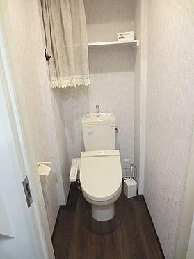 アパート-中央区新川1丁目 トイレ