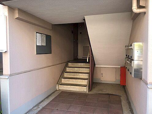 中古マンション-鴻巣市吹上富士見2丁目 階段