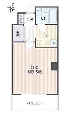 マンション(建物一部)-神戸市灘区岸地通4丁目 間取り