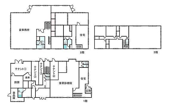 店舗付住宅(建物全部)-甲賀市水口町名坂 その他