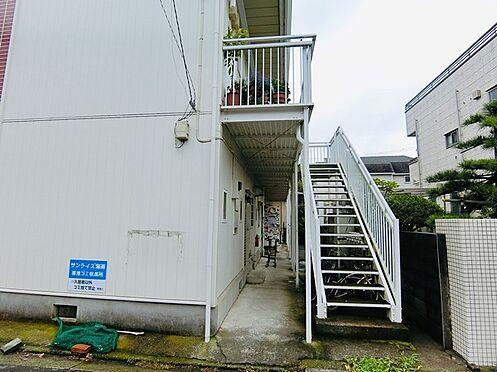 アパート-茅ヶ崎市浜須賀 開放感があり陽当り良好。