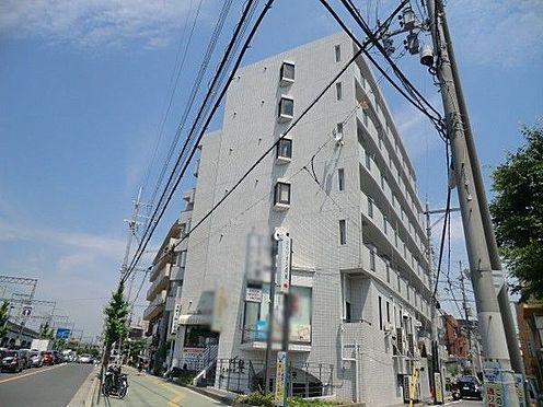 マンション(建物一部)-京都市伏見区深草泓ノ壺町 落ち着いた印象の外観