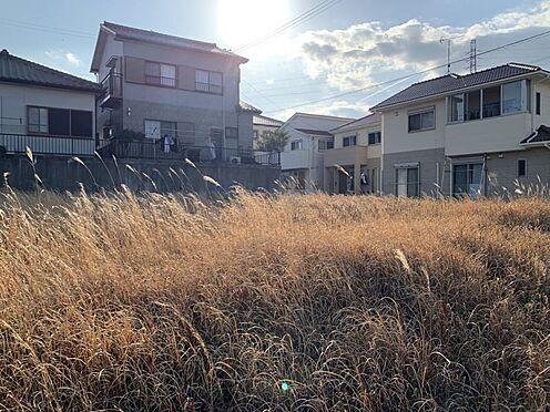 土地-碧南市笹山町1丁目 まわりに高い建物がない住環境のエリア