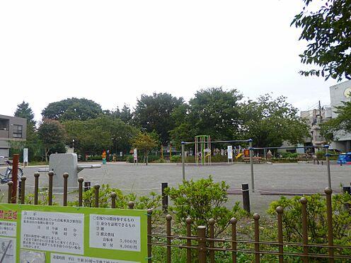 アパート-新宿区下落合4丁目 【公園】椎名町公園まで1196m
