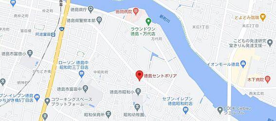 マンション(建物一部)-徳島市昭和町5丁目 その他