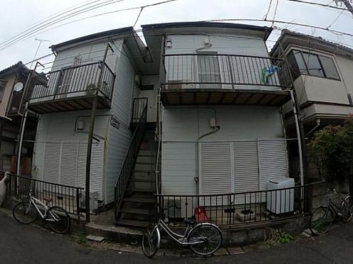 アパート-新座市栗原3丁目 外観