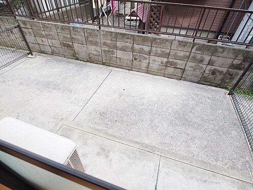 アパート-直方市大字感田 103号室専用庭