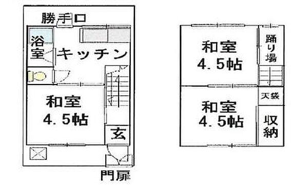 店舗・事務所・その他-尼崎市北竹谷町2丁目 外観