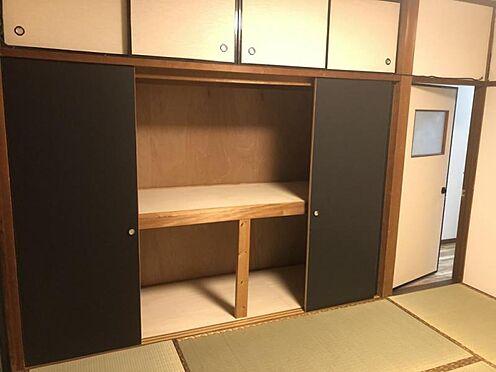 中古一戸建て-名古屋市名東区西里町1丁目 収納も完備しており、すっきりした室内を保てます。