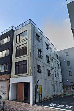 収益ビル-目黒区目黒3丁目 外観