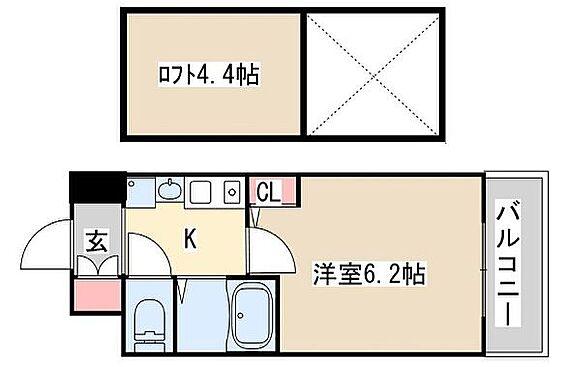 マンション(建物一部)-神戸市中央区脇浜町3丁目 2点セパレートでロフト付の人気プラン