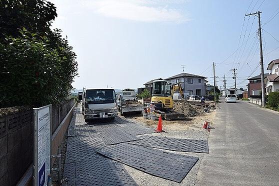 新築一戸建て-名取市手倉田字諏訪 外観