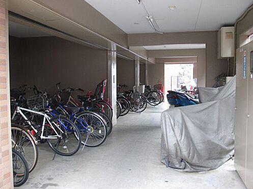 区分マンション-八王子市大塚 駐輪場も完備しています。