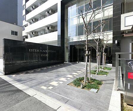 マンション(建物一部)-大阪市中央区糸屋町1丁目 落ち着いた印象のアプローチ