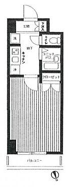 マンション(建物一部)-千代田区東神田3丁目 間取り