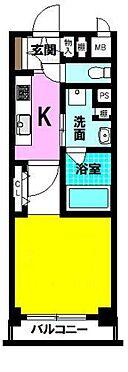 マンション(建物一部)-京都市上京区元4丁目 3点セパレートだから清潔感あり。