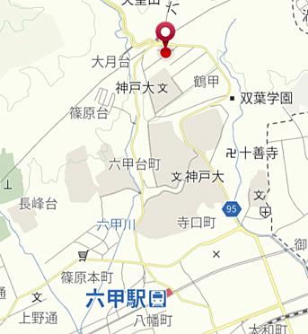 区分マンション-神戸市灘区鶴甲4丁目 その他