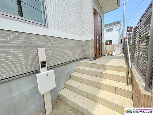 戸建賃貸-仙台市太白区松が丘 玄関