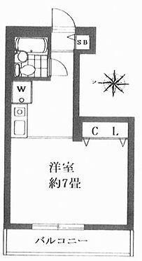 中古マンション-練馬区桜台4丁目 間取り