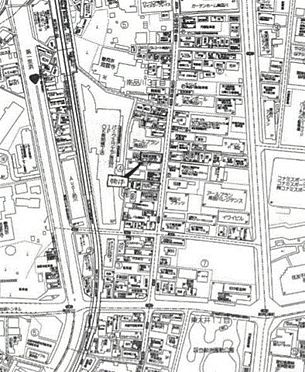 店舗(建物全部)-品川区南品川3丁目 地図