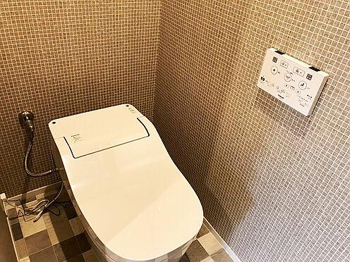 中古マンション-神戸市中央区花隈町 トイレ