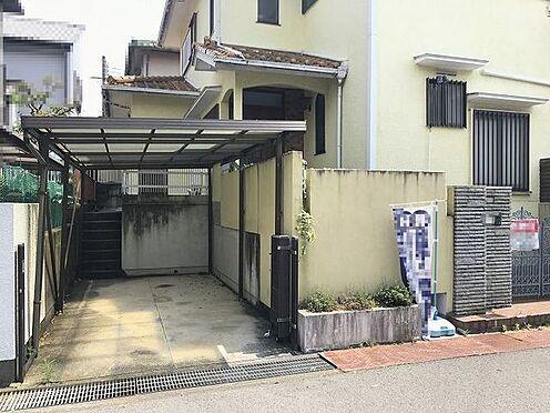 中古一戸建て-神戸市垂水区桃山台5丁目 駐車場