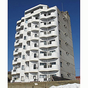 マンション(建物一部)-函館市宇賀浦町 外観